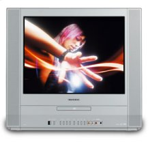 "14"" Diagonal FST PURE® TV/DVD Combination"
