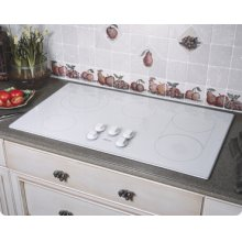 """Millennia 36"""" All Electric Cooktop (5 Elements)"""
