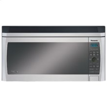 Over-the-Range 2.0 cu. ft. Inverter Microwave Oven with 1200 Watt High Power and Easy-to-Use Pop-Out Dial, Stainless