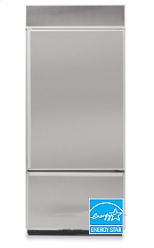 36-Inch Complete Series Freezer On The Bottom Built-In Refrigerator  ENERGY STAR® QUALIFIED