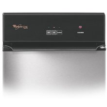 Stainless Steel 51 Lb. Whirlpool Gold® Automatic Ice Maker