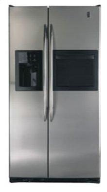 25.2 Cu. Ft. Side by Side Refrigerator