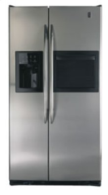 25.2 Cu. Ft. Side by Side Refrigerator