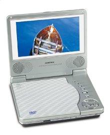 "6.2"" 16:9 Slim Line Portable DVD Player"