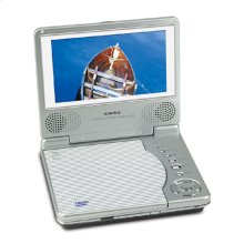 "6.2"" 16:9 Slim Line Portable DVD Player"