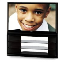 """56"""" Diagonal 16:9 Integrated Cinema Series™ HD DLP™ Projection TV with HDMI™"""