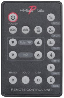 Radio Remote for P99