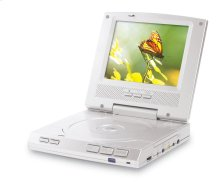 "5.6"" TFT PORTABLE DVD PLAYER with SWIVEL SCREEN"