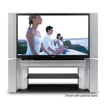 "62"" Diagonal HD Monitor DLP™ Projection TV"