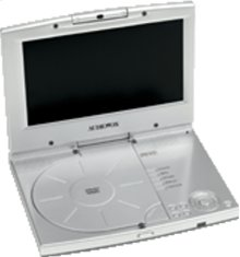 "8"" Ultra Slim 16:9 Personal DVD Player"