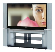 """62""""Diagonal 16:9 TheaterWide® Integrated HD DLP Projection TV with HDMI"""