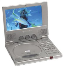 7 Inch Slim Line Personal DVD Player