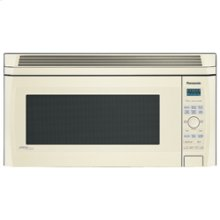 Over-the-Range 2.0 cu. ft. Inverter Microwave Oven with 1200 Watt High Power and Easy-to-Use Pop-Out Dial, Bisque