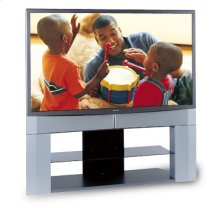 "62"" Diagonal 16:9 Integrated 1080p HD DLP™ Projection TV with HDMI™"