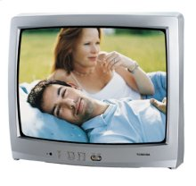 "19"" Diagonal TheaterView™ BlackStripe II™ Color Television"