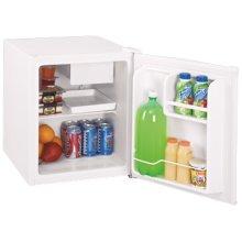 Black-on-Black 1.8 Cu. Ft. Compact Refrigerator