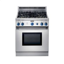 "30"" PRO HARMONY DUAL-FUEL RANGE WITH 4 STAR®BURNERS"