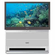 """65"""" Widescreen Rear Projection HDTV Monitor"""