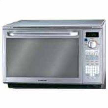 Toast & Bake Microwave Oven-silver