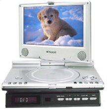 9'' Portable DVD