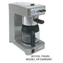 12-Cup Programmable Pro Line® Series Coffeemaker(Nickel Pearl)