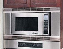 """Convection Microwave Trim Kit, 30"""" Stainless, EO/MO/PO Ovens"""