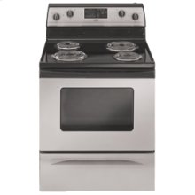 Estate® 30 in. Self Cleaning Freestanding Electric Range