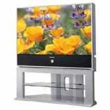 """56"""" Wide Screen HDTV Monitor TV with DLP™ technology"""