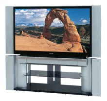 """62"""" Diagonal 16:9 Integrated HD DLP™ Projection TV with HDMI™"""