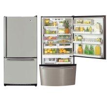22 Cu. Ft. Tilt-A-Drawer Bottom Freezer