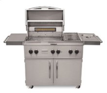 Professional Gas Grill- Freestanding 39""