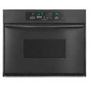 KitchenAid3.1 Cu. Ft. True Convection Single Oven 24 in. Width(Black)