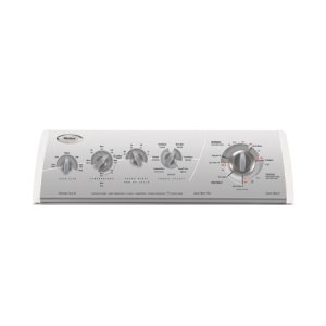 WhirlpoolWhirlpool® 27 Cycle, Super Capacity Plus Washer