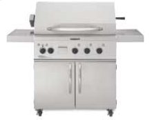 36-Inch Freestanding Gas Grill