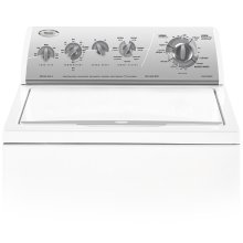 Whirlpool® Multiple Cycle, Super Capacity Plus Washer