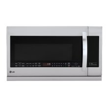 2.2 CU.FT. Large Capacity Over-the-range Microwave With 2nd Generation Slide-out Extendavent and Easyclean® Interior