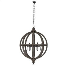 Infinity Chandelier Medium w/ 6 Lights - HVB NTI