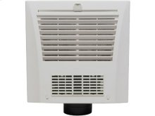 WhisperFit-Warm™ 70 CFM Low Profile Ventilation Fan/Heater Solution for Small Bathrooms