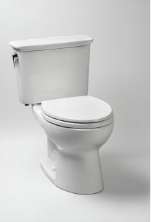 Cotton Eco Drake® Transitional Toilet, 1.28 GPF