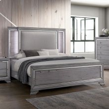 Cm7579ck In By Furniture Of America Simi Valley And Ventura Ca California King Size Alanis Bed