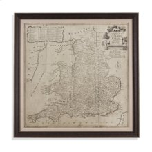 Road Map of England & Wales