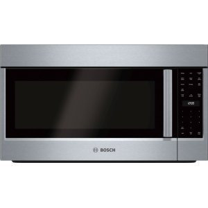 Bosch500 Series built-in microwave 30'' Stainless steel