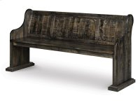 Bench w/Back Product Image