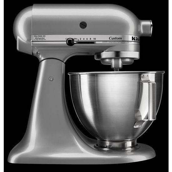 KitchenAid® Tilt Head Stand Mixer   Metallic Chrome