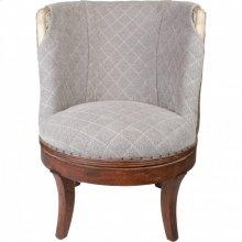 Hunting Lodge Swivel Chair