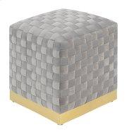 Square Cube Gray #maestro-granite Product Image