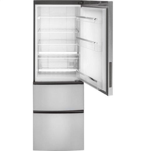 GE® 11.9 Cu. Ft. Bottom-Freezer Refrigerator