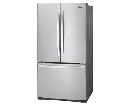 Lfc21776stlg Appliances 21 Cu Ft French Door Counter Depth