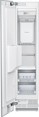 18-Inch Built-in Panel Ready Freezer Column with Ice & Water Dispense, Left Side Door Swing. Product Image