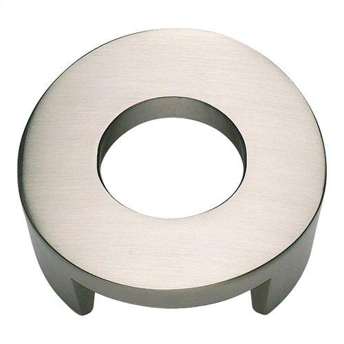 Centinel Round Knob 1 1/4 Inch (c-c) - Brushed Nickel